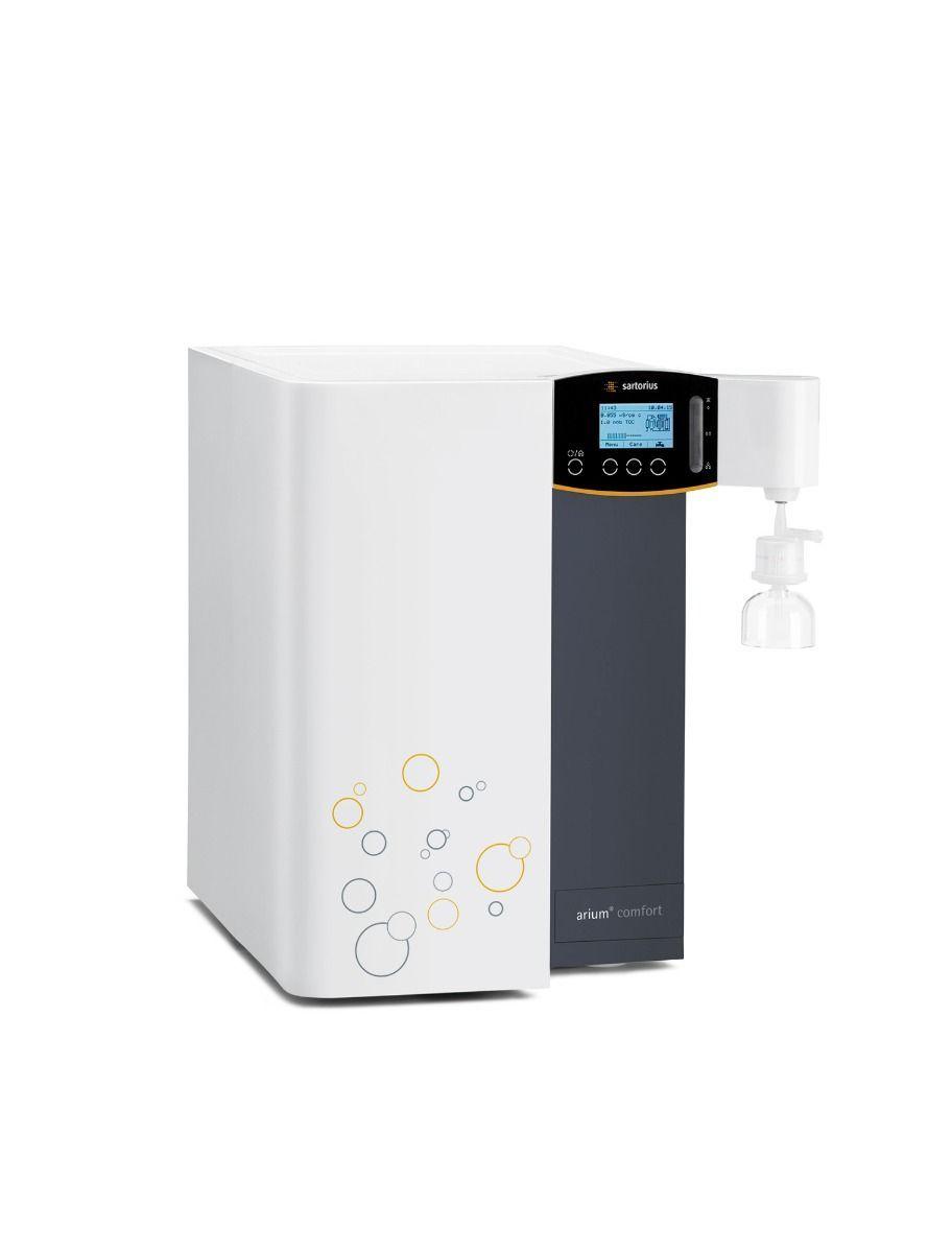 Sartorius Arium® Mini Plus with Integrated Bagtank