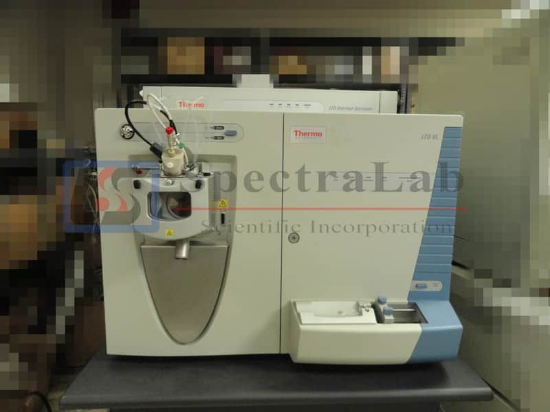 Thermo Scientific LTQ Orbitrap with LTQ XL Mass Spectrometer