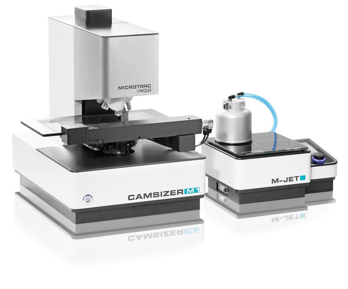 Microtrac MRB Camsizer M1 Static Image Particle Analyzer