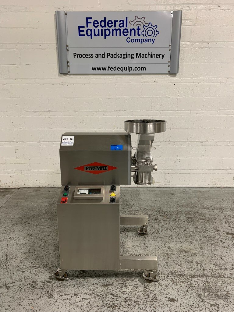 M5A FITZMILL, S/S, PAN FEED, 1.5 HP XP