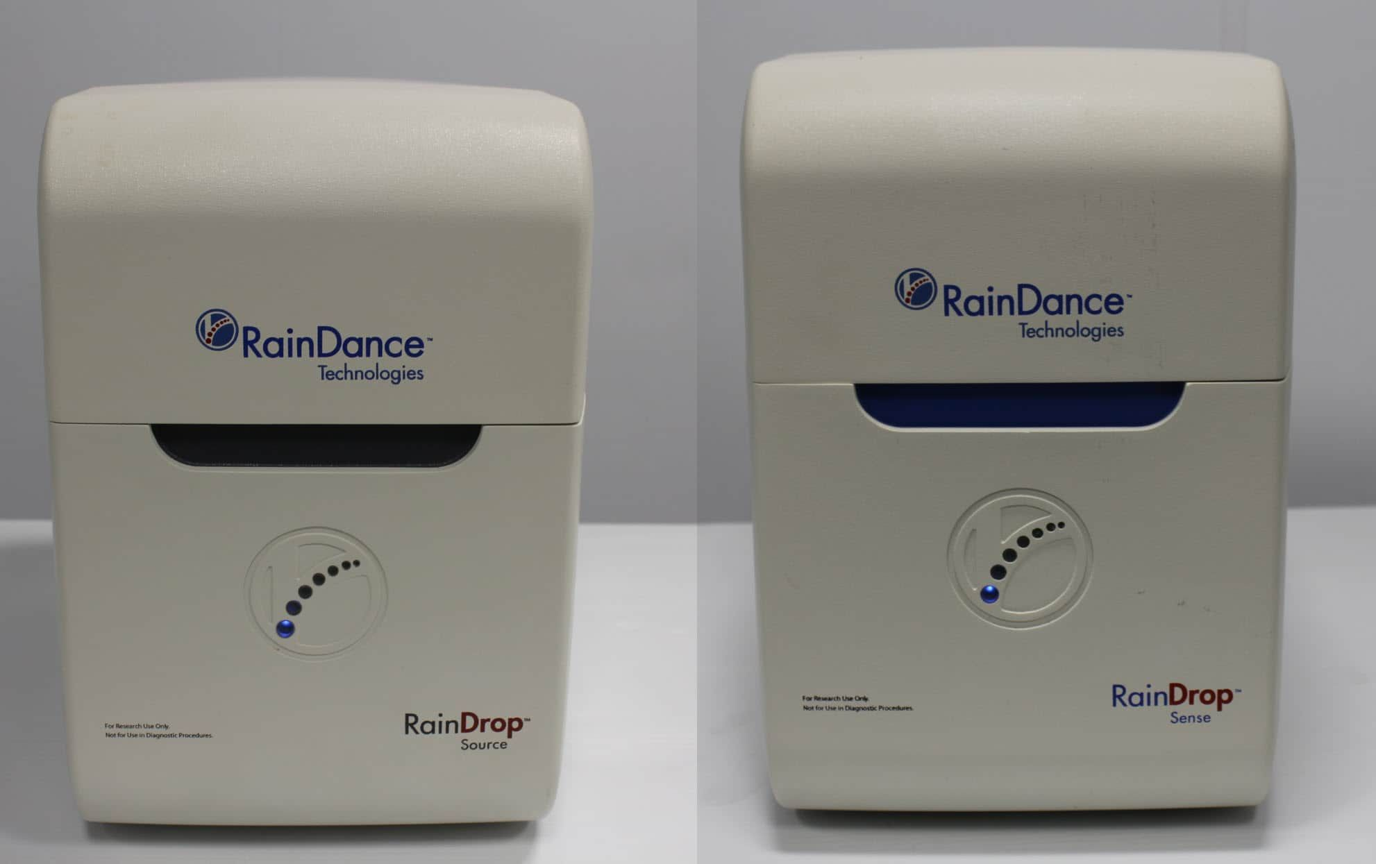 RainDance RainDrop Sense/Source Digital PCR
