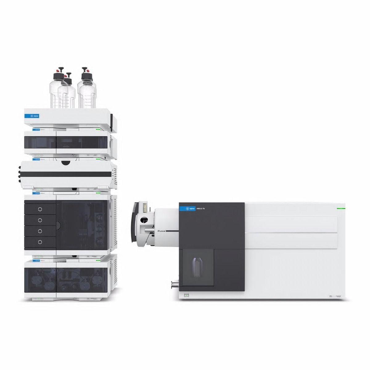 Agilent 6495C Triple Quadrupole LC/MS