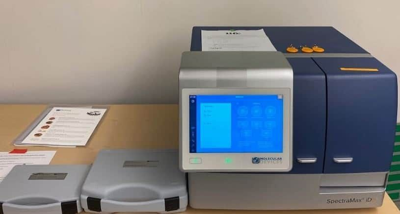 2018 Molecular Devices SpectraMax iD5 Microplate Reader- Certified with Warranty