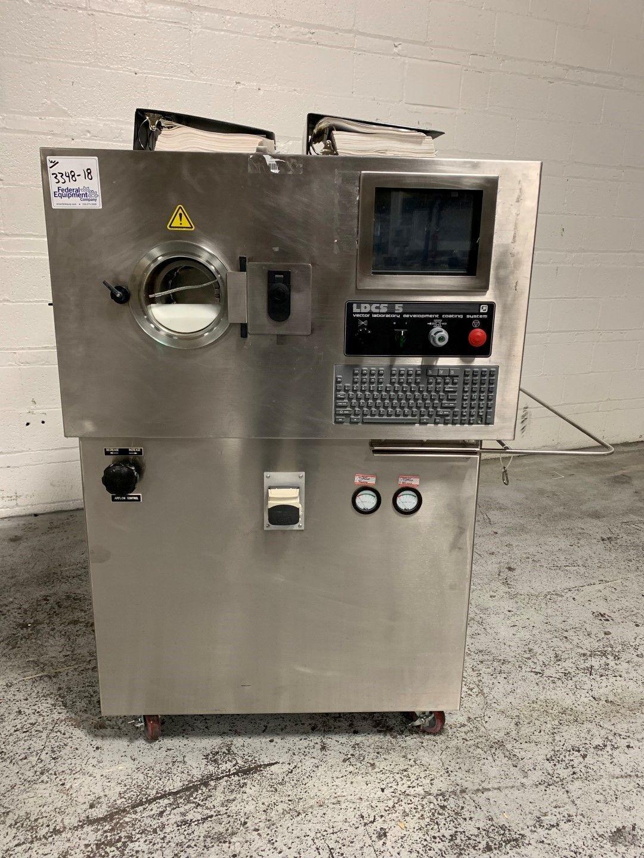 Vector Coating Pan, 316 S/S, Model LDCS-5