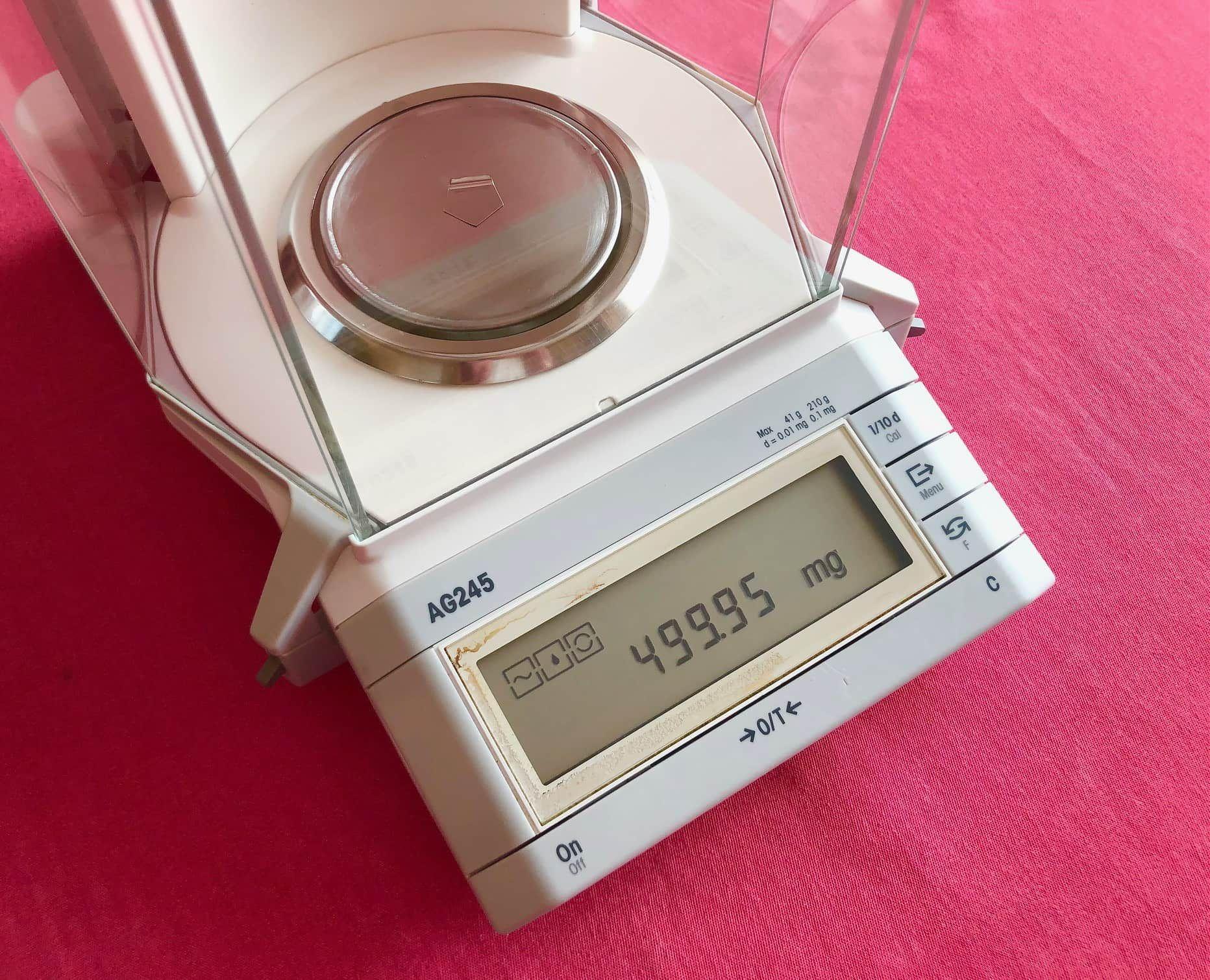 Mettler Toledo AG245 Analytical Balance Scale 41.00000g / 210.0000g