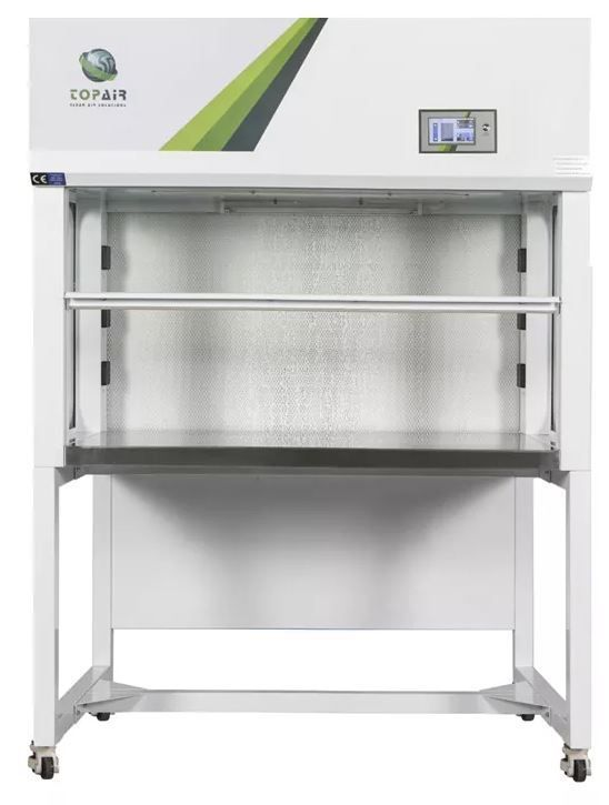 TopAirSystems 4' HORIZONTAL METAL CLEAN BENCH