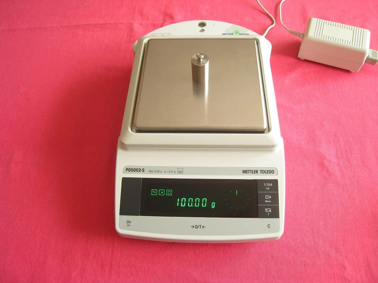 Mettler Toledo PG5002-S Balance Scale 5100.00g