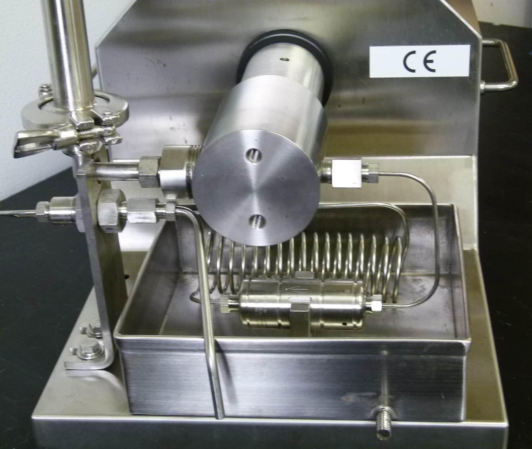 Microfluidics Model M110-L Microfluidizer