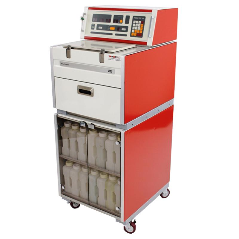 Sakura VIP 2000 Tissue Processor | 1-Year Parts & Labor Warranty