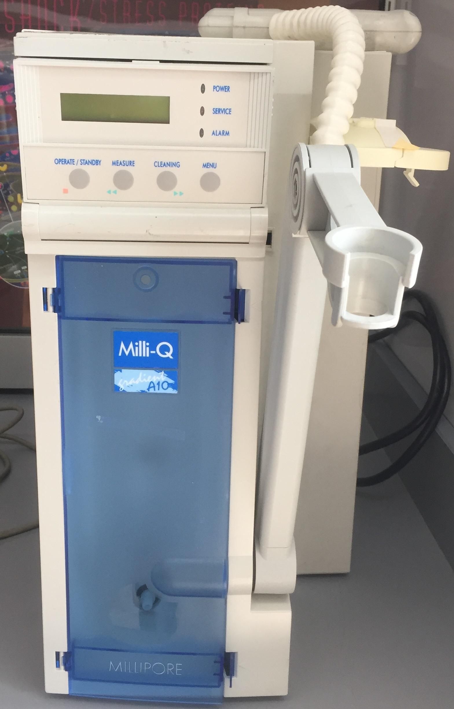 Waters Milliq Gradient A10 Ultra Purification System