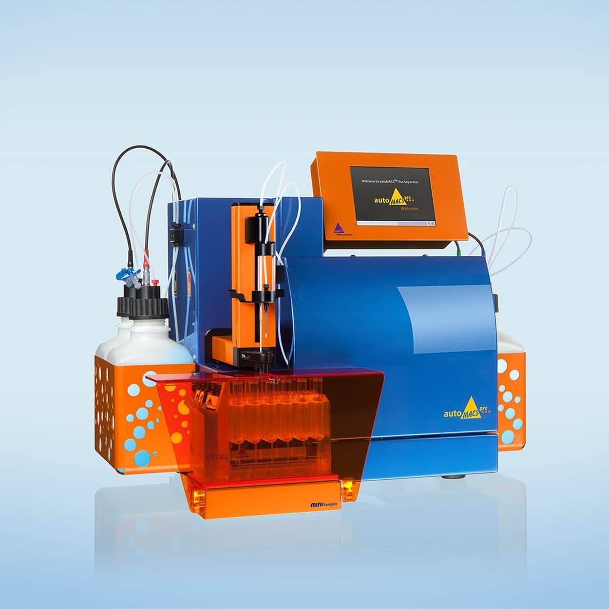 Miltenyi Biotec AutoMACS Pro Separator- Certified with Warranty