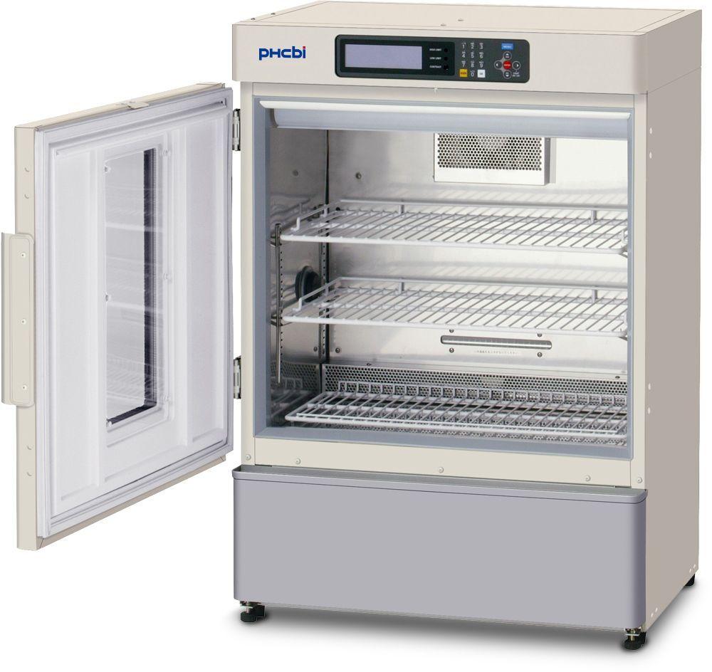 Heated  U0026 Refrigerated And Microbiology Incubator 4 34 Cu
