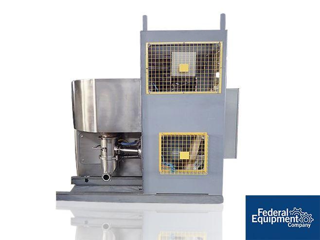 600 Liter GEA High Shear Mixer, Model PMA 600 Advanced