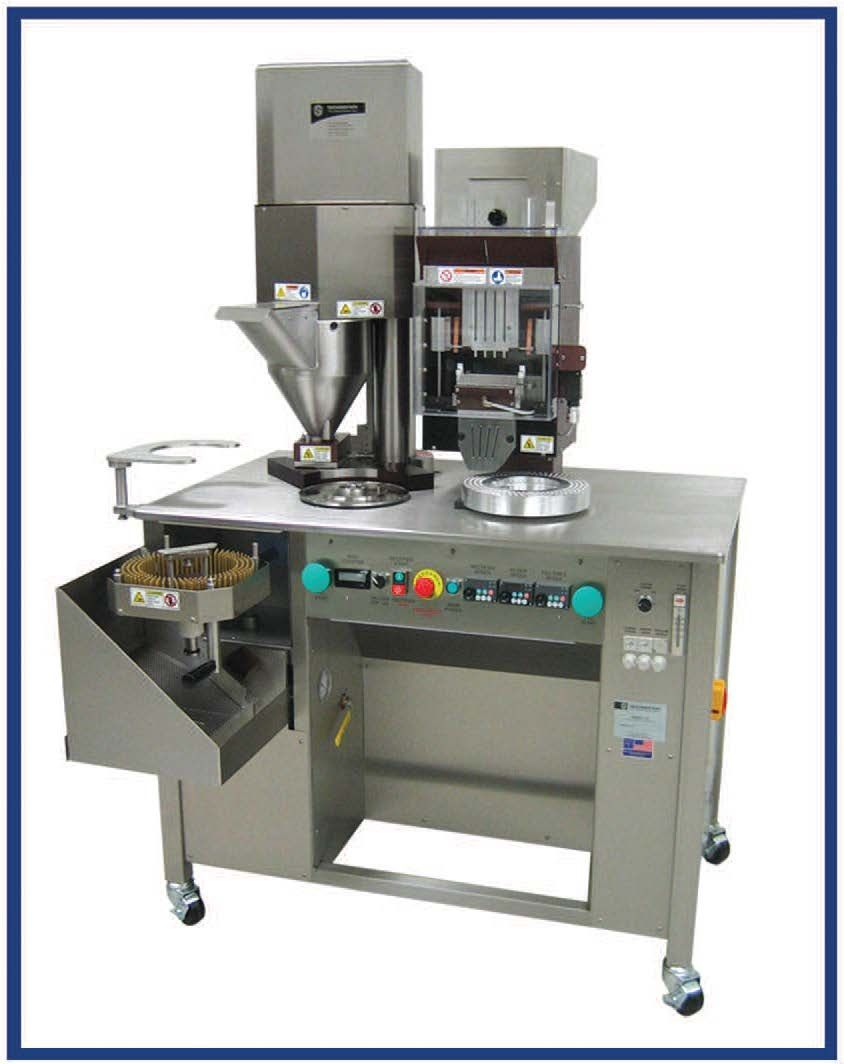STI Model 10 Capsule Filling Machine Version 5.1