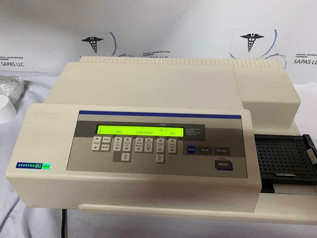 Molecular Devices Spectra MAX 190 Microplate Spectrophotometer