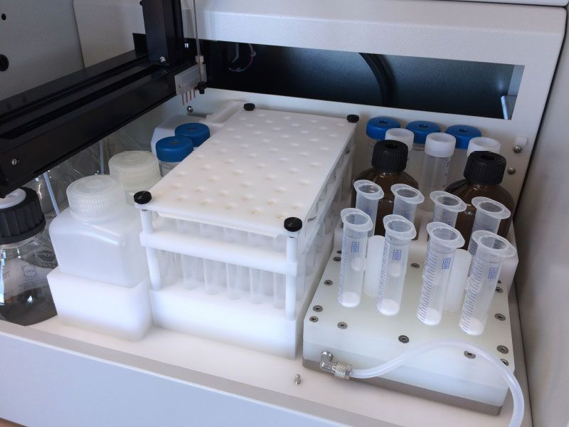 CEM MultiPep 1 Automated Parallel Peptide Synthesizer