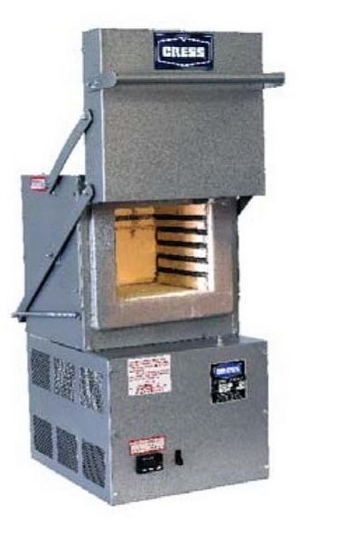 Cress Manufacturing C601/PM3T Bench-model Furnace