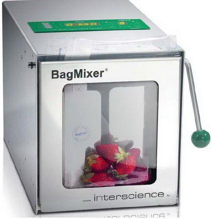 Interscience BagMixer 400CC Lab Blender