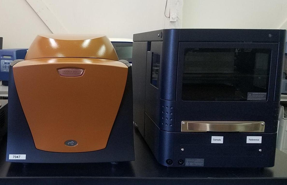 TA Instruments Nano DSC w/Autosampler
