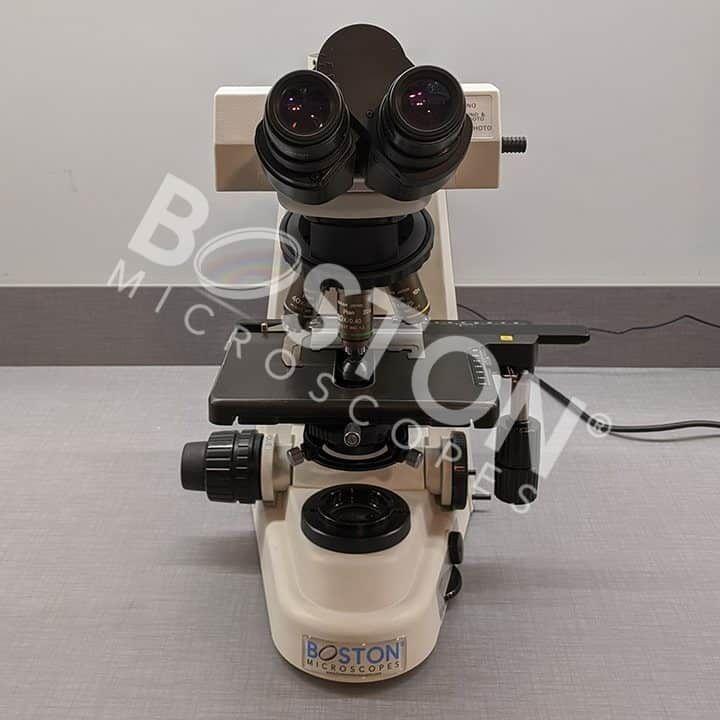Nikon Eclipse 50i Trinocular Upright Microscope