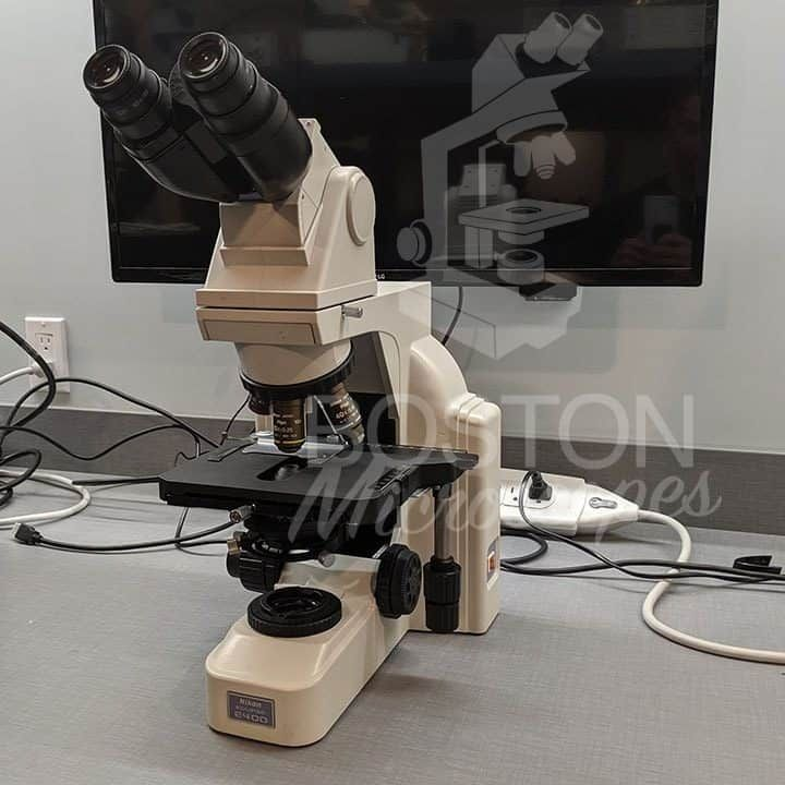 Nikon Eclipse E400 Binocular Upright Microscope