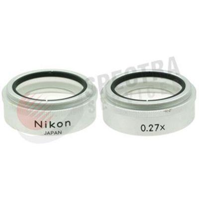 Nikon 0.27x Auxiliary Objective