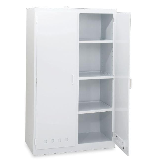 NuAire ProGard NU-53 Polypropylene Acid Storage Cabinet