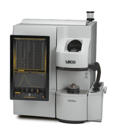 LECO O836Si Oxygen by Inert Gas Fusion Infrared Detection for Silicon Wafers