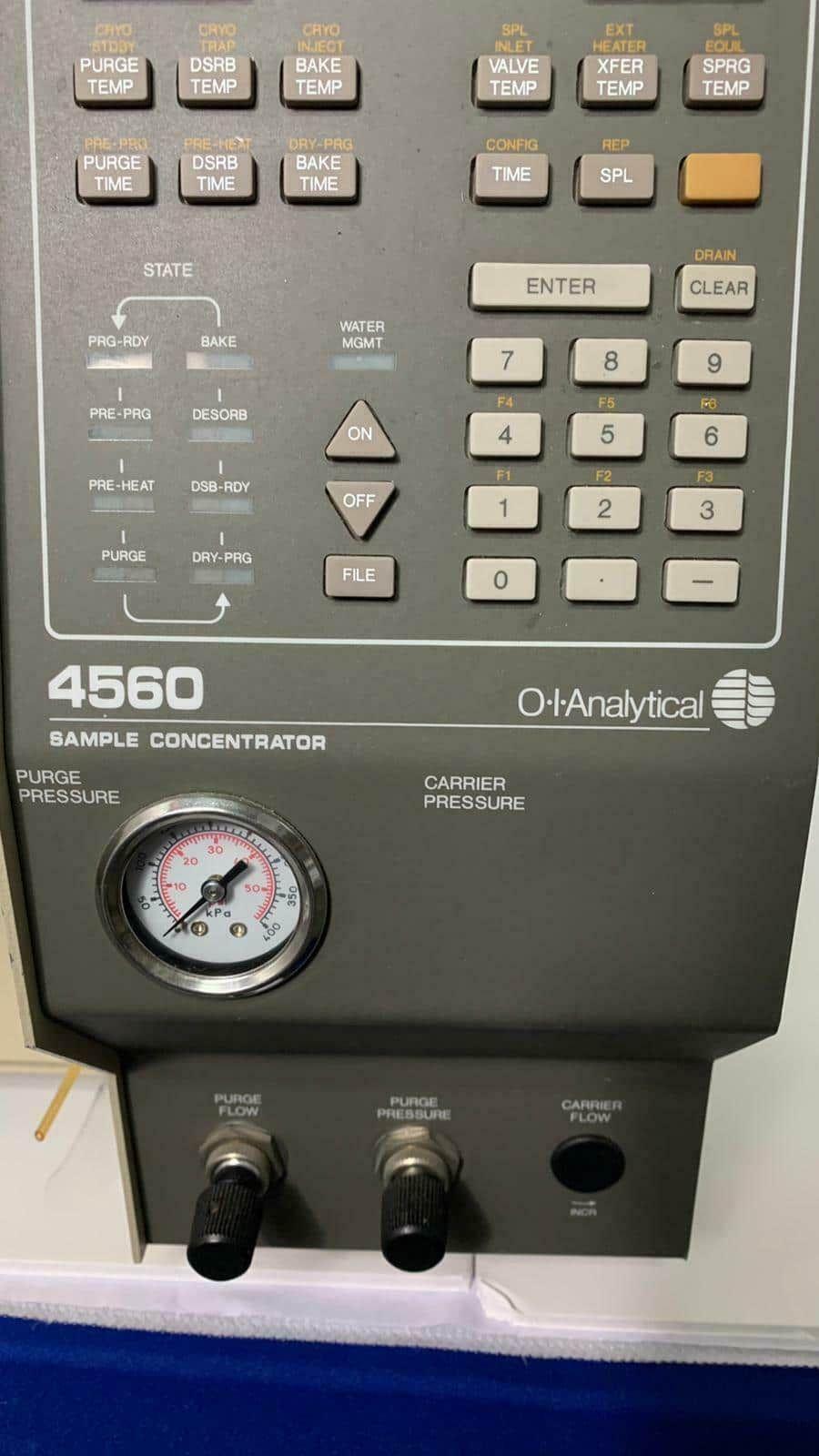 O.I. Analytical 4560 Sample Concentrator