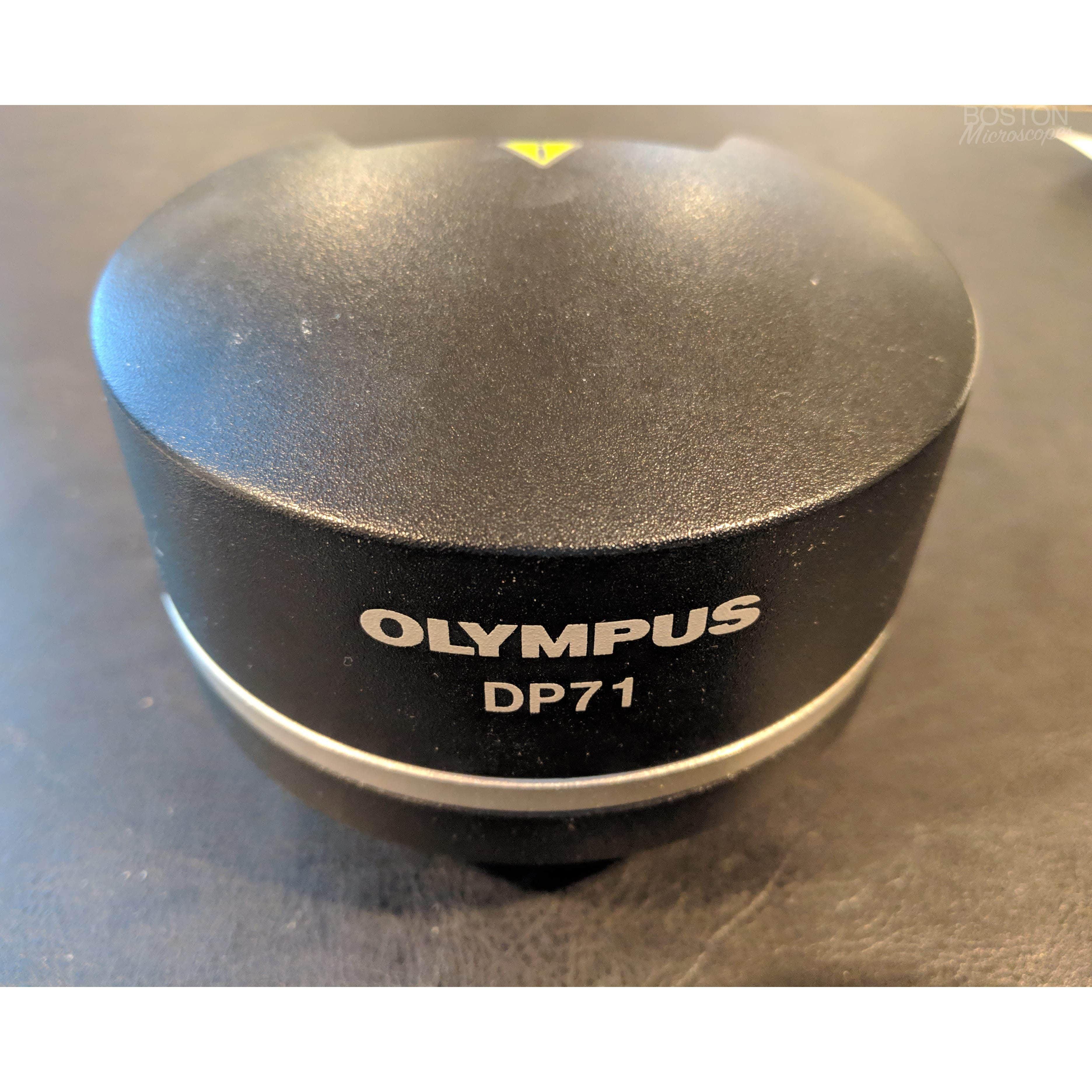 Olympus DP71 1.4MP Color Microscope Camera