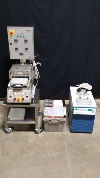 O.M.A.R. Fantasy Blister Pack Machine