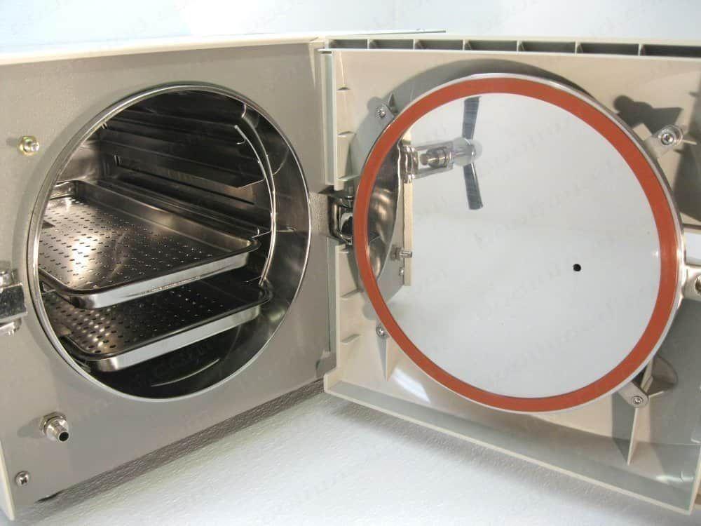Tuttnauer 2540MK Refurbished Manual Autoclave