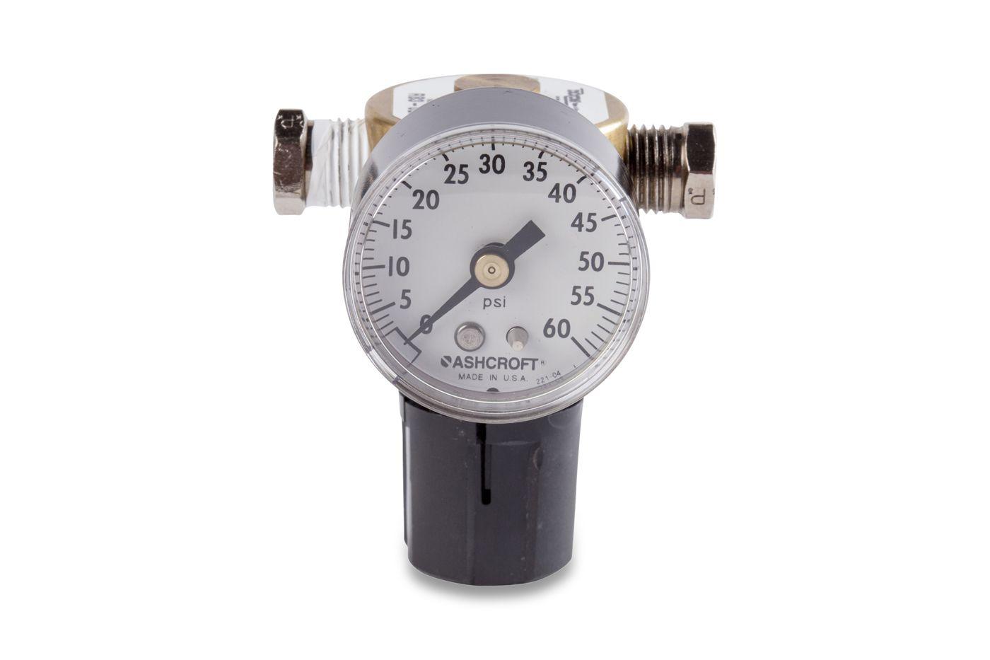 Pressure Reducing Regulator for Water Supply