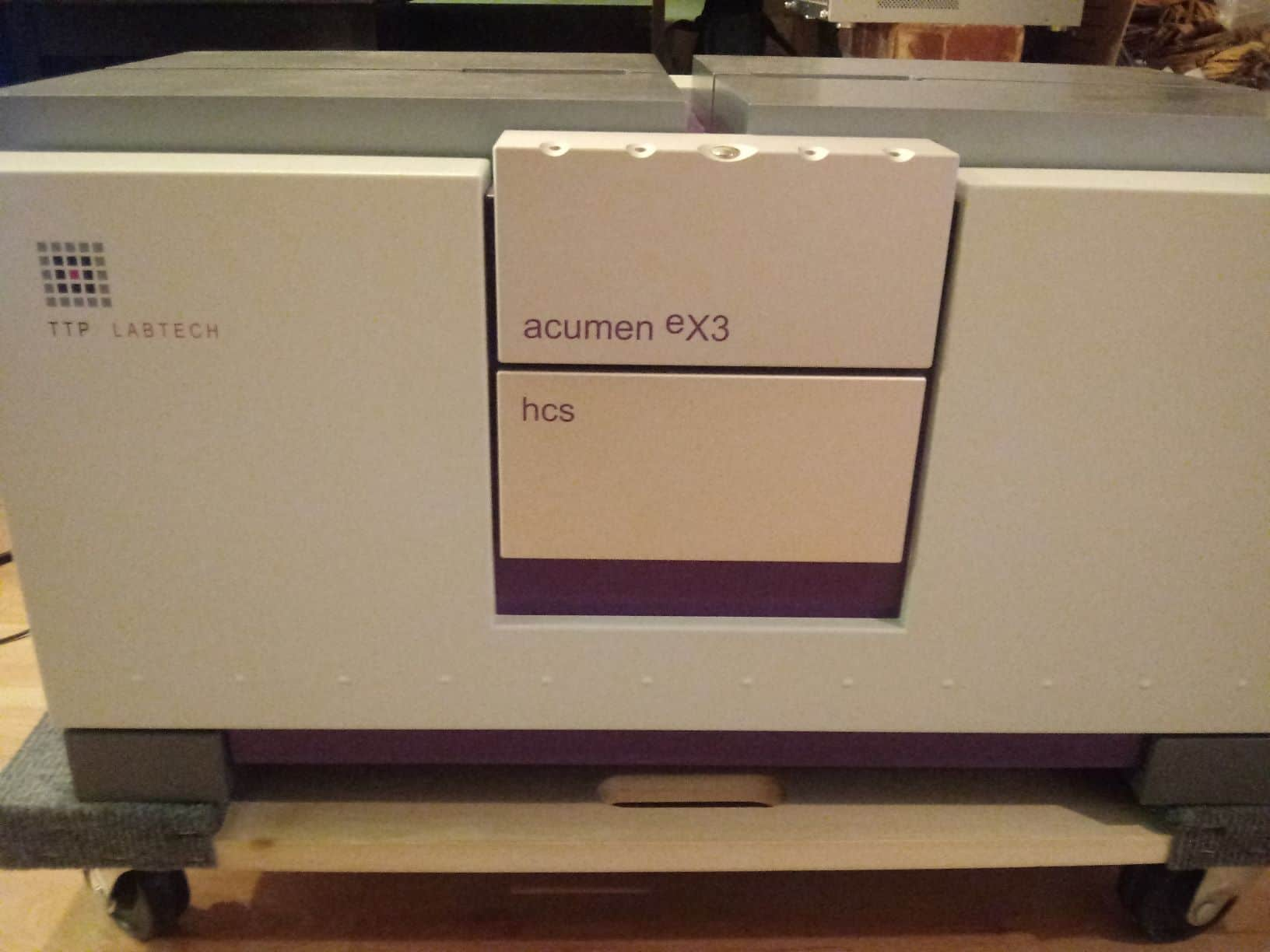 Acumen eX3 Microplate Cytometer