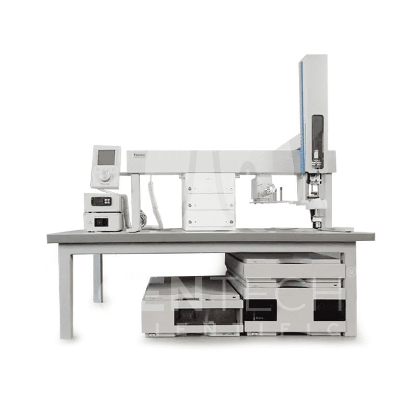 PAL Autosampler with 1100 LC System with Binary Pump & VWD