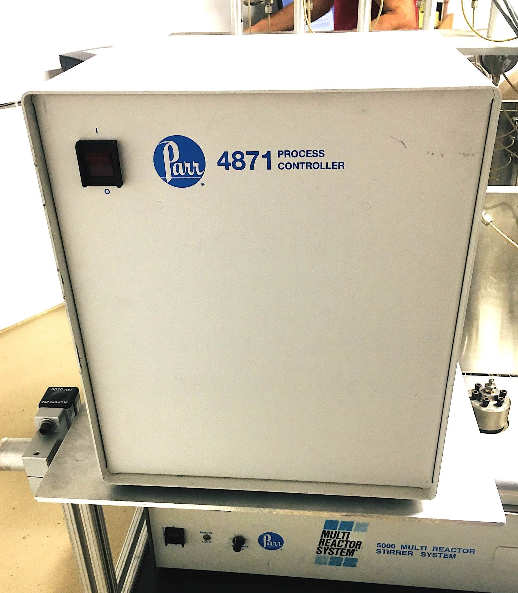 Parr  5000 MultiReactor System