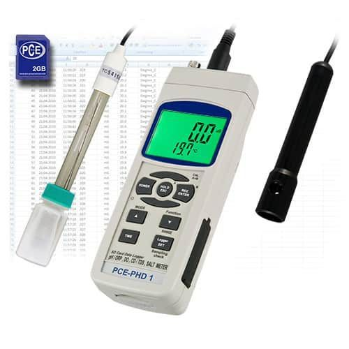 Multifunction Conductivity Meter PCE-PHD 1