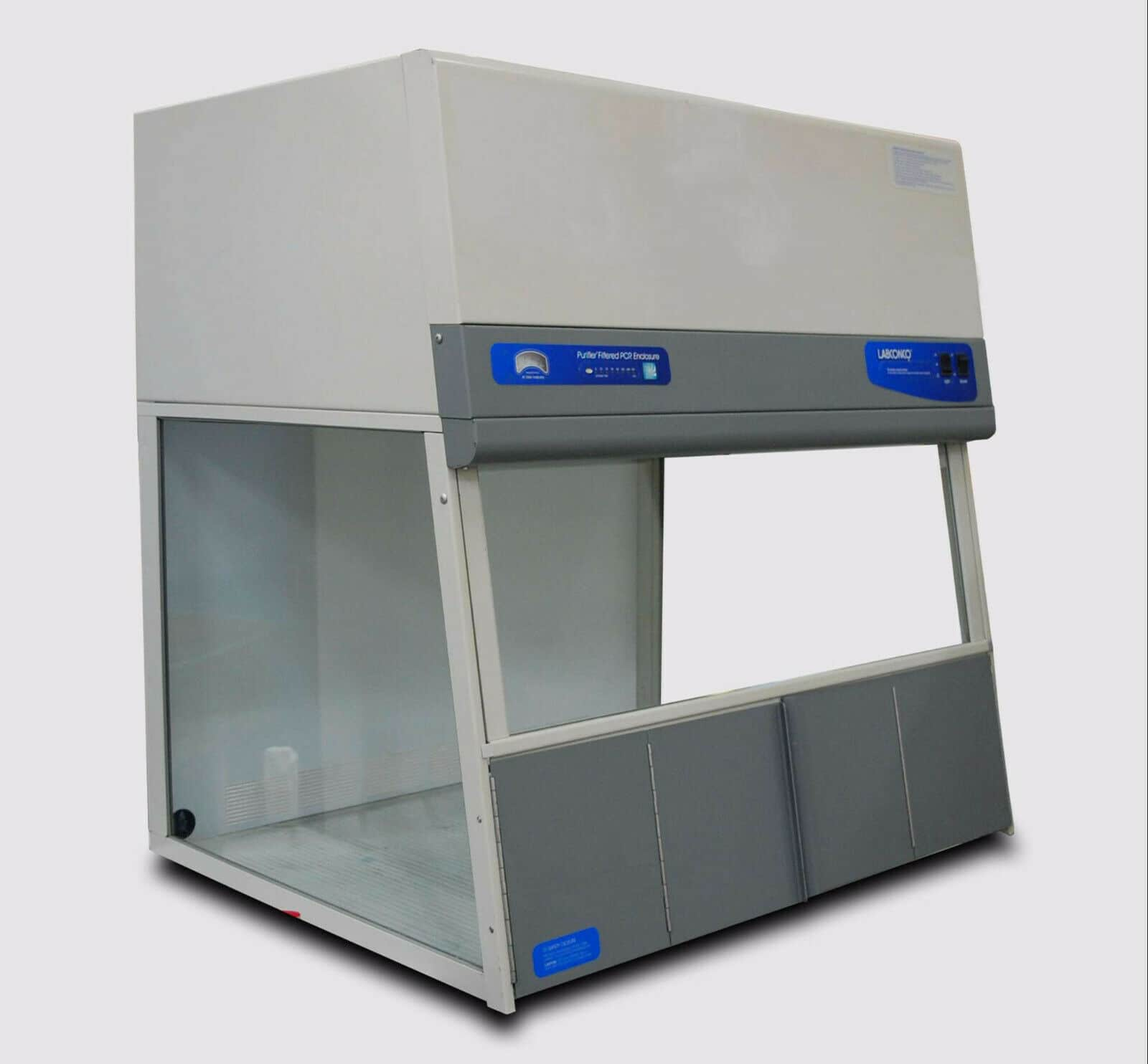 Filtered Realtime PCR Enclosure - Labconco Purifier 3970402, 48 inch