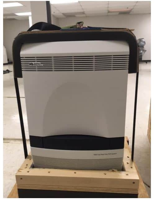 Applied Biosystems 7500 Fast Systems