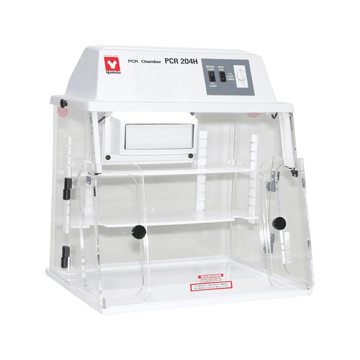 Yamato PCR Chambers PCR204/214/204H/214H