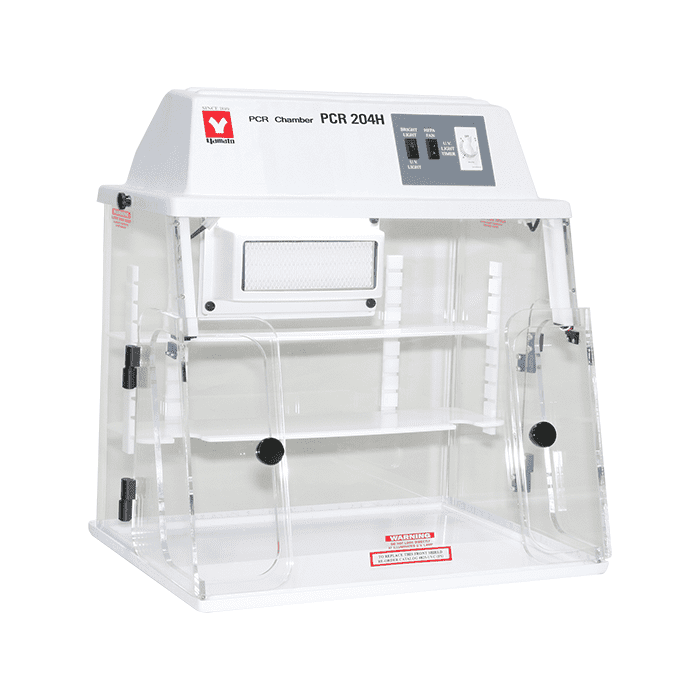 Yamato PCR Workstations PCR204/214/204H/214H