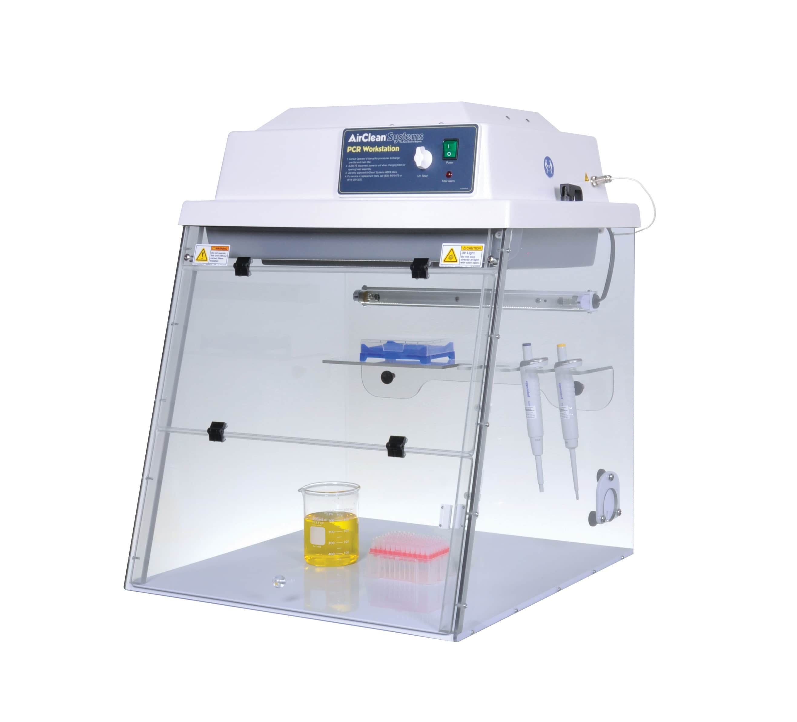 AirClean Systems PCR Combination Workstation