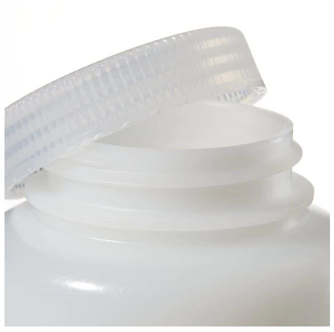 Thermo Scientific Nalgene™ Wide-Mouth Lab Quality HDPE Bottles