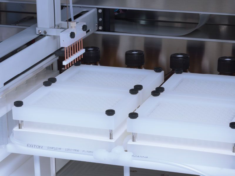CEM MultiPep 2 Automated Parallel Peptide Synthesizer