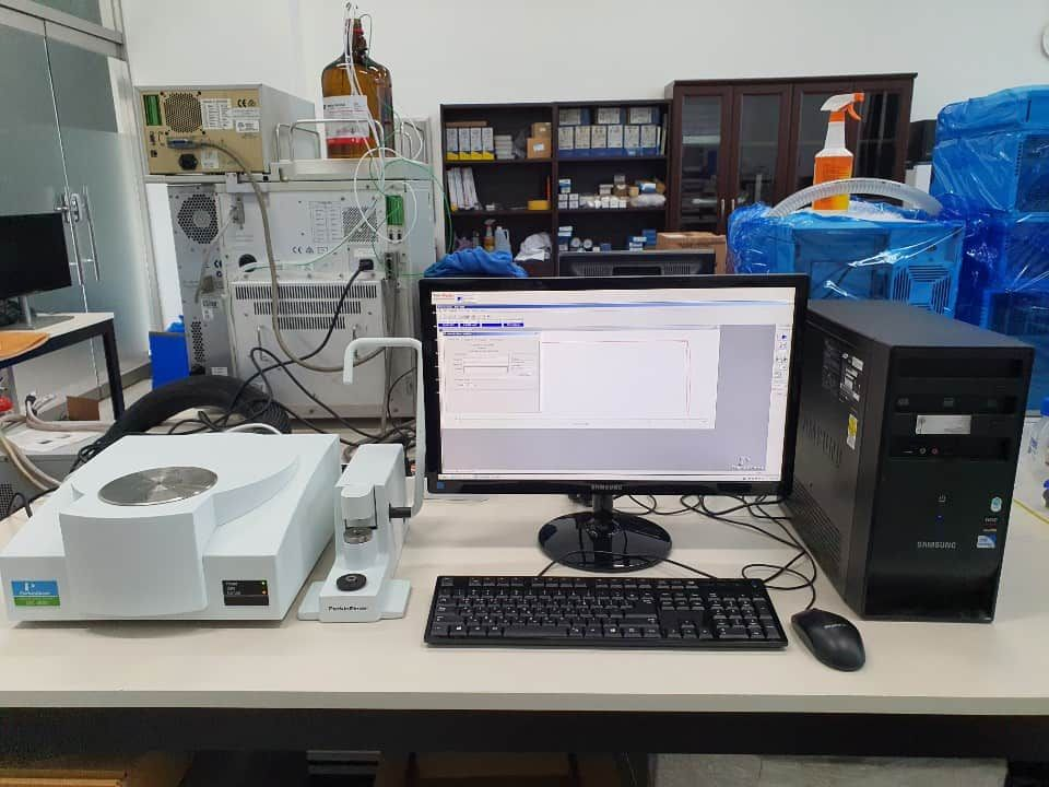 For Sale Perkin Elmer DSC 4000 Differential Scanning Calorimeter