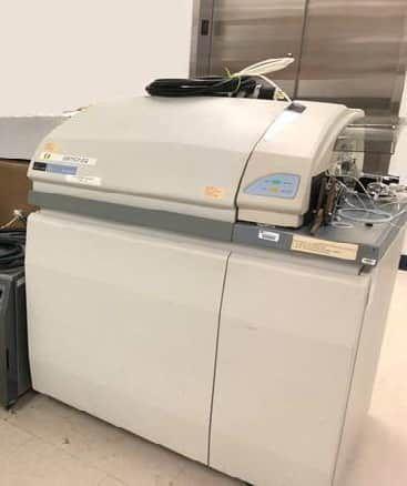 Perkin Elmer Elan 9000 Inductively Coupled Plasma System