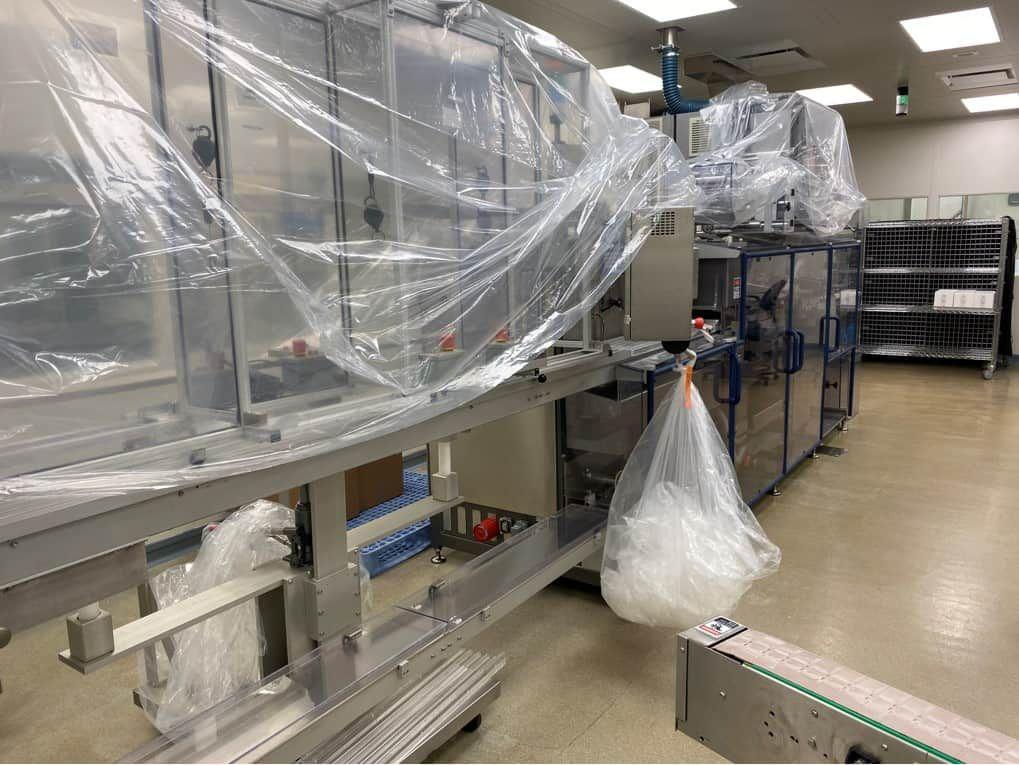PharmaWorks TF2X Blister Line