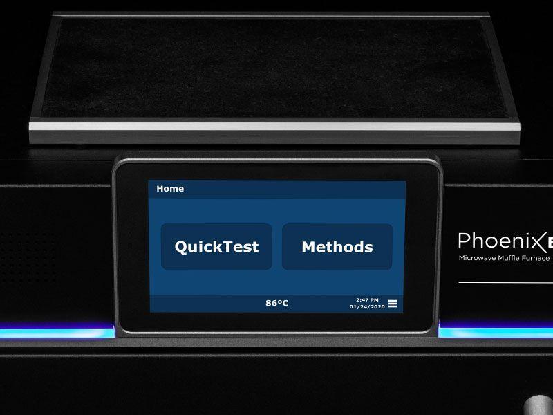 CEM Corporation Phoenix BLACK Microwave Muffle Furnace