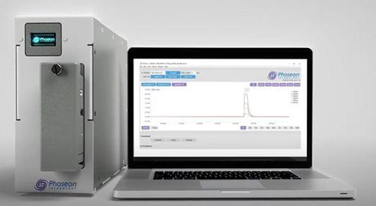 KeyView™ Prep KV106 UV detector from Phoseon Technology
