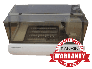 Dako Autostainer Plus S3800 Slide Stainer | Rankin 1-Year Parts & Labor Warranty